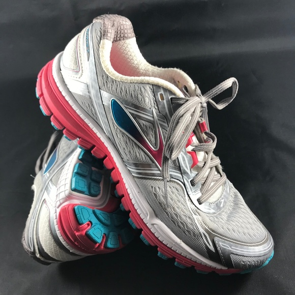 545253c2356 Excellent Brooks Ghost 8 Womens Grey Red Various. Brooks.  M 5ab489588af1c5da1e1b9cea. M 5ab4895805f4309d30503ece.  M 5ab4895846aa7ca29c0c7b47